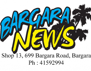Bargara News logo