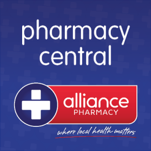 pharmacy central logo